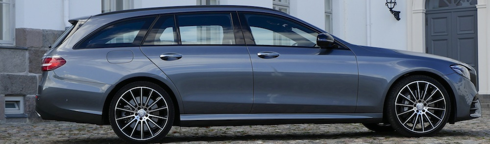 Mercedes E Klasse T Modell Test Fahrbericht E250 E400 E43 Amg