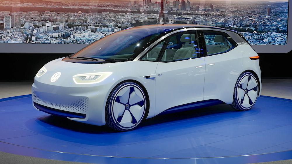 VW der Zukunft: Volkswagen I.D. als reines Elektroauto | Autogefühl