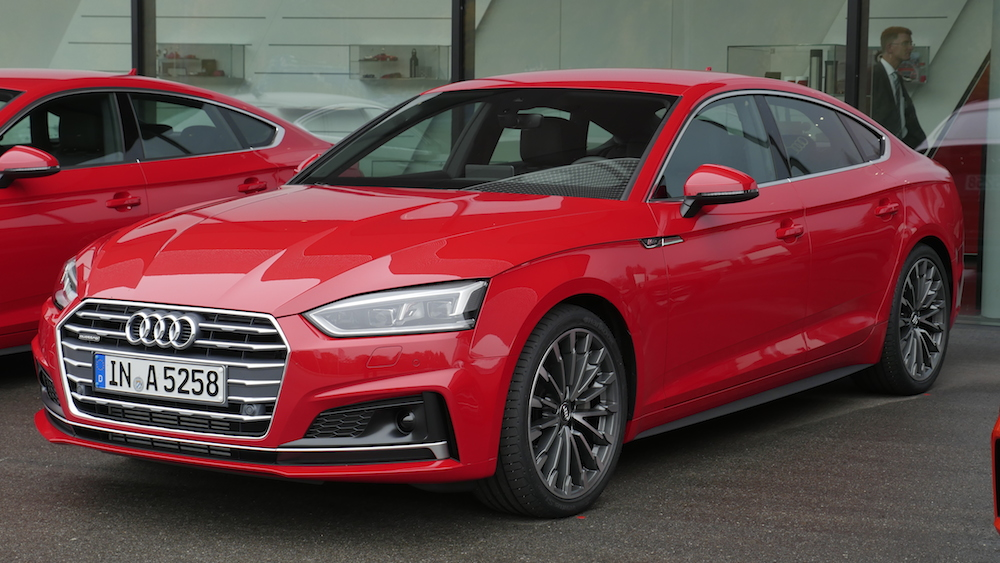 Audi A7 2016 Avaliao Audi A 0 V6 Tfsi Canal Top Speed