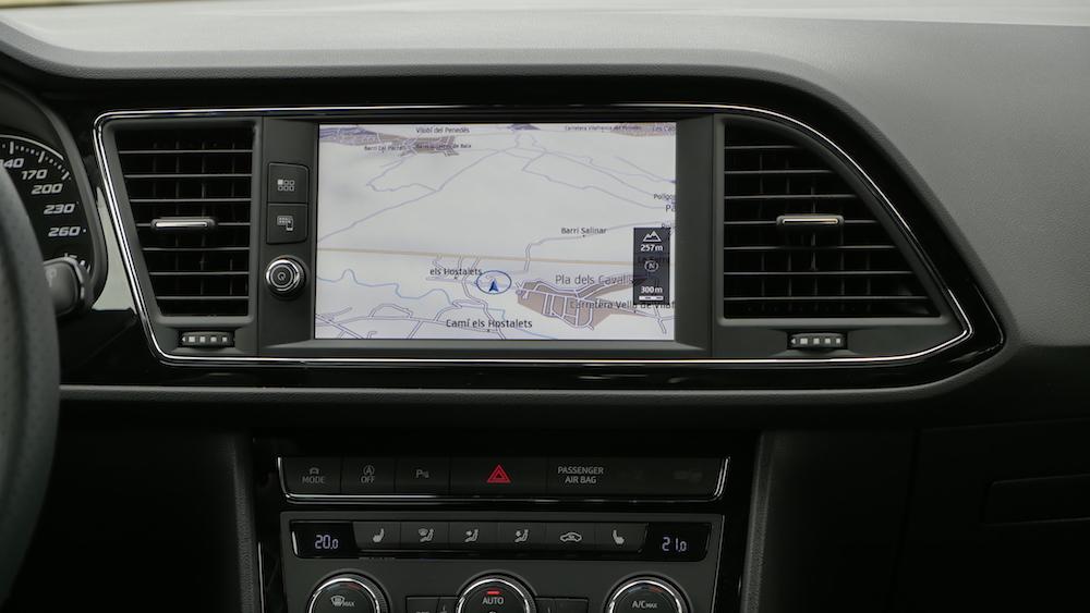 Seat Leon III Facelift Fahrbericht   Autogefühl