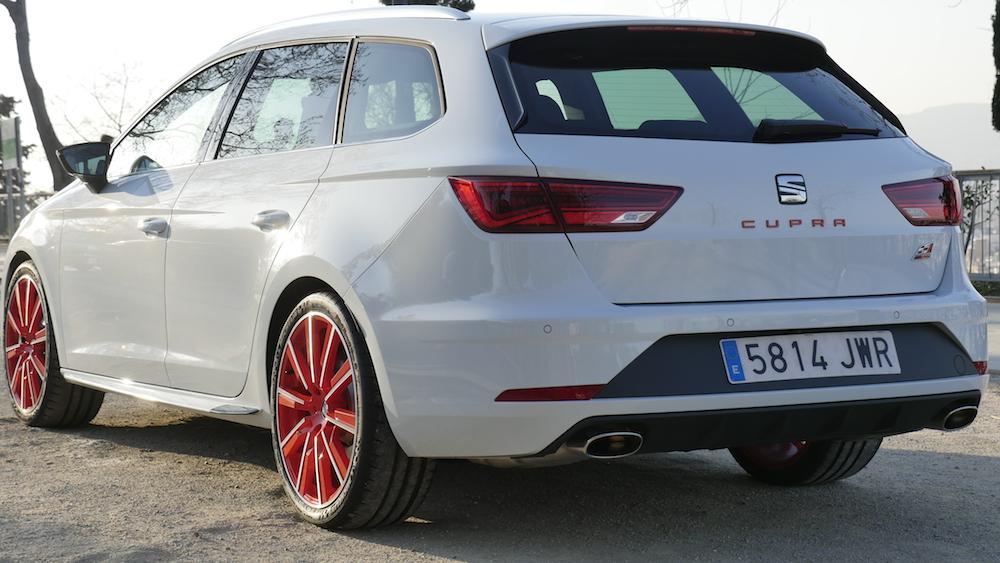 seat leon cupra facelift: 300 ps, allrad & dsg im st | autogefühl