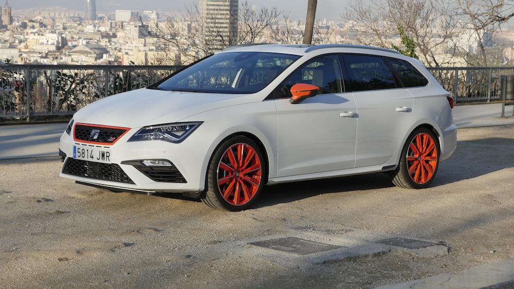 seat leon cupra facelift: 300 ps, allrad & dsg im st   autogefühl