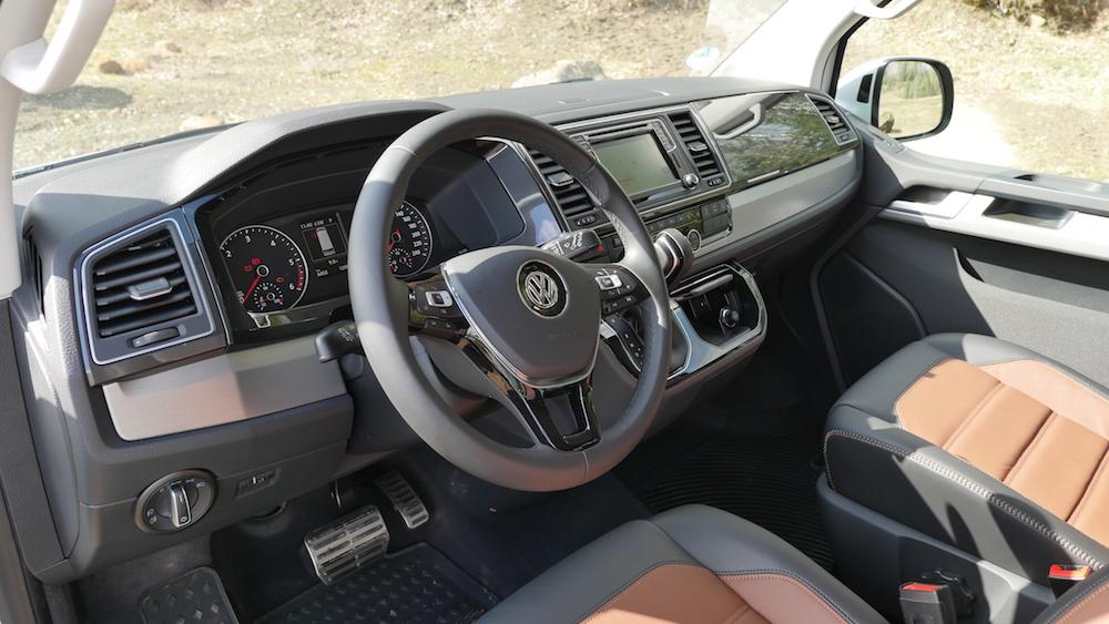 VW T6 PanAmericana & Rockton Offroad-Testbericht | Autogefühl