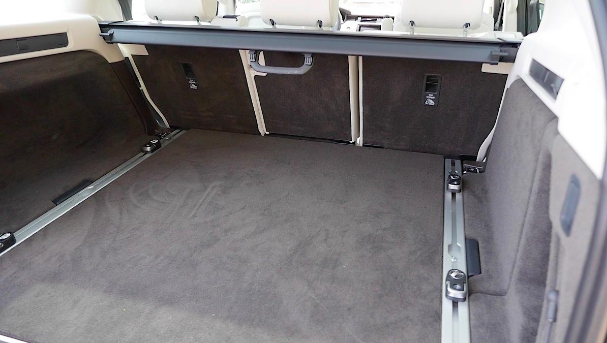 land rover discovery 5 fahrbericht autogef hl. Black Bedroom Furniture Sets. Home Design Ideas