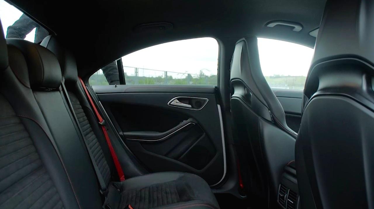 Mercedes CLA Coupé 45 AMG Test Mercedes-AMG | Autogefühl
