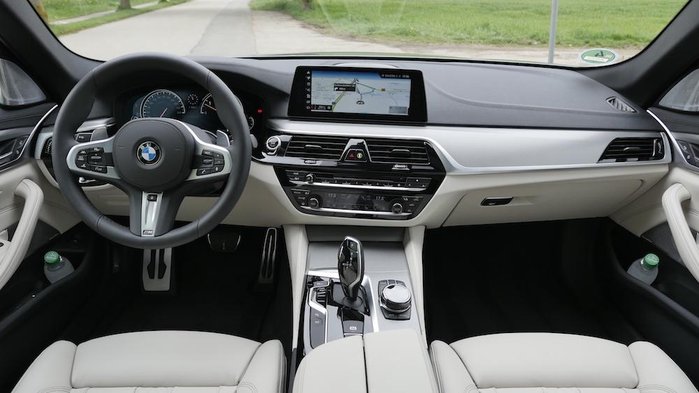 Neuer Bmw 5er Touring Im Test Autogef 252 Hl