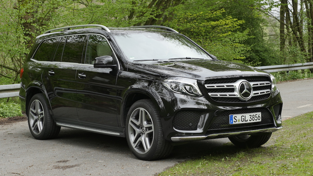 Mercedes Gls 400 Fahrbericht Autogef 252 Hl