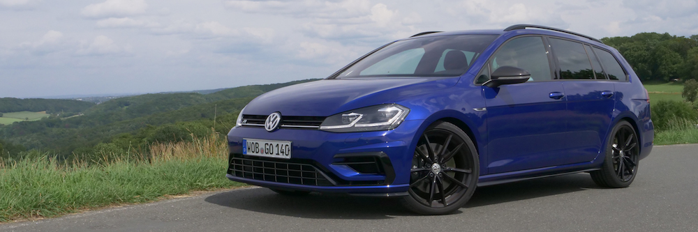 volkswagen golf r variant facelift test autogef hl. Black Bedroom Furniture Sets. Home Design Ideas