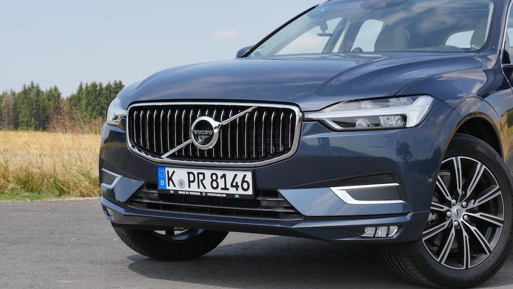 Neuer Volvo Xc60 Fahrbericht Inscription Amp R Design