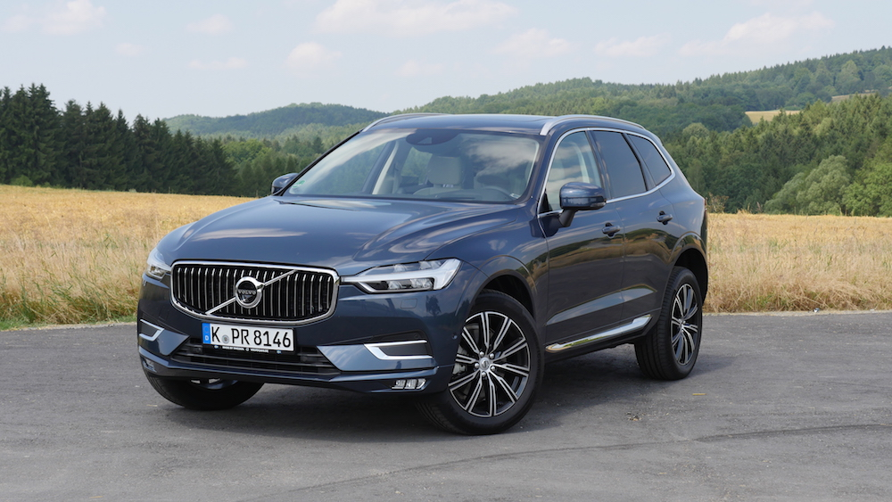2017 Volvo Xc90 Hybrid >> Neuer Volvo XC60 Fahrbericht Inscription & R-Design ...