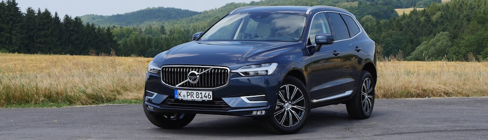 Neuer Volvo Xc60 Fahrbericht Inscription R Design Autogefuhl