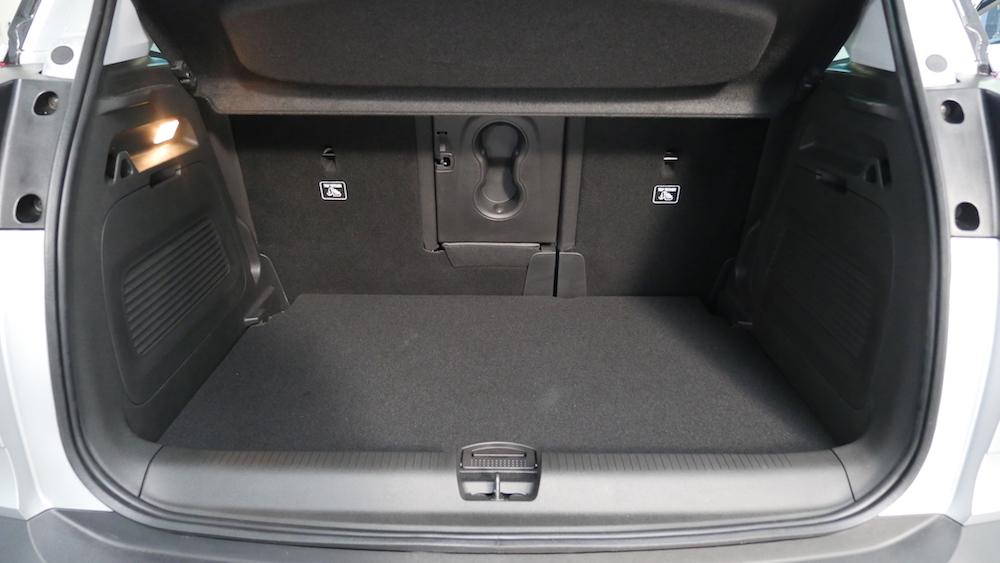 kofferraumvolumen vergleich tabelle