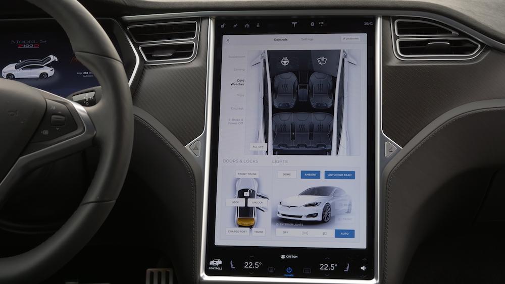 Telsa Model S p100D Alltags-Test | Autogefühl