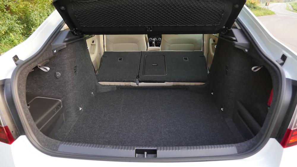 Skoda Octavia Limousine Test Facelift 2017 Autogefühl