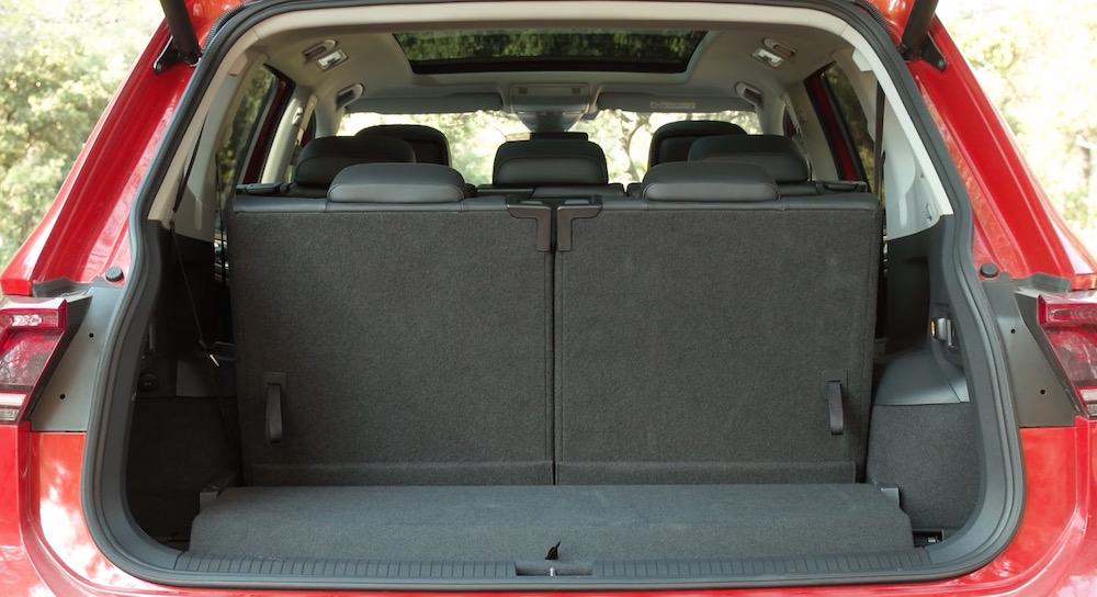 vw tiguan allspace 7 sitzer fahrbericht autogef hl. Black Bedroom Furniture Sets. Home Design Ideas