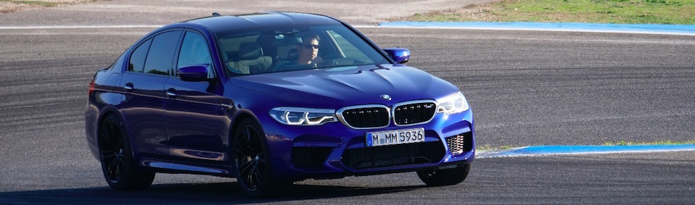 Bmw M5 Test 2018 Das Deutsche Muscle Car Autogefuhl