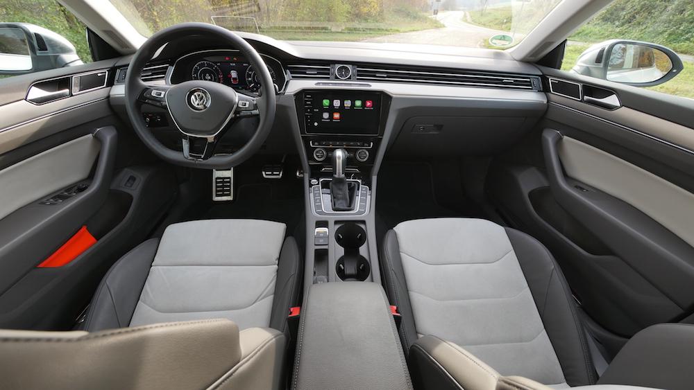 VW Arteon Elegance Fahrbericht 2.0 TDI   Autogefühl