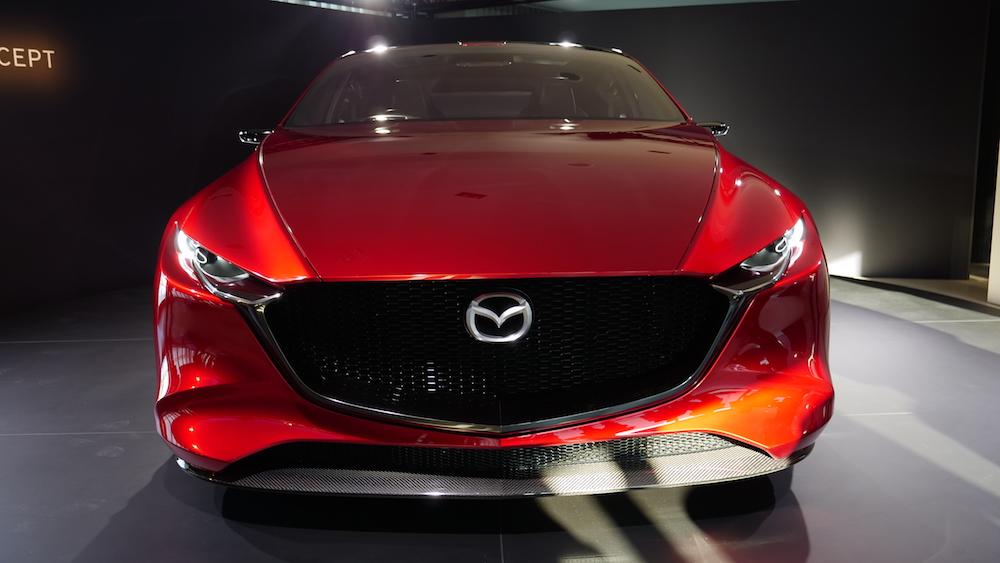 Neuer Mazda3 Mit Diesel Benziner Skyactiv X 2019 Autogefuhl