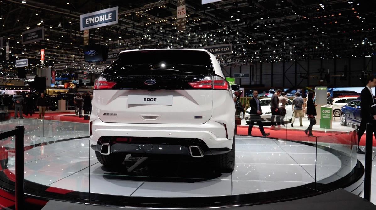 Ford Edge St Line Mit Facelift 2018 2019 Autogef 252 Hl