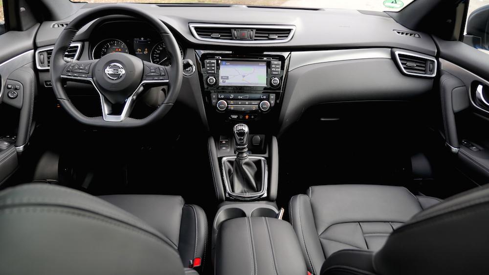 Nissan Qashqai Test Facelift 2018 1.6 DIG-T Tekna+ ...
