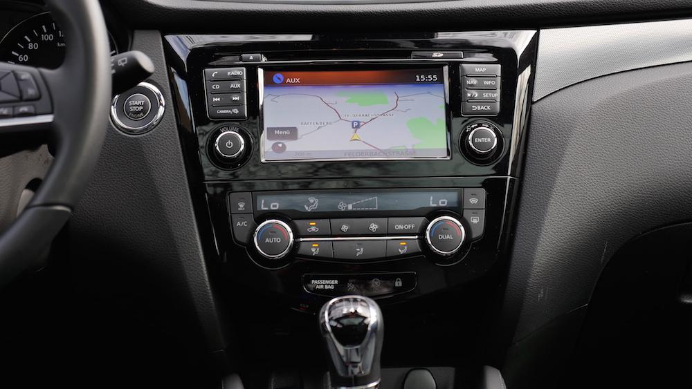 Nissan Qashqai Test Facelift 2018 1.6 DIG-T Tekna+ | Autogefühl