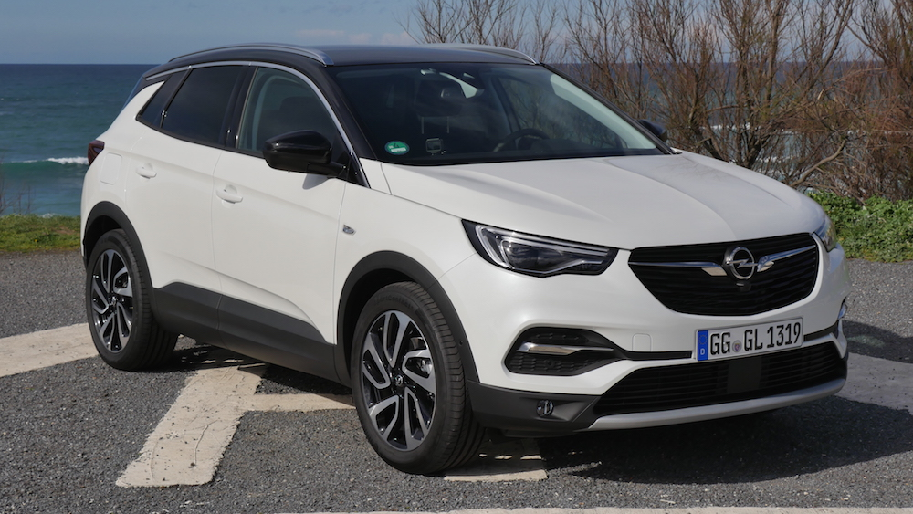 opel grandland x ultimate test - autogefühl