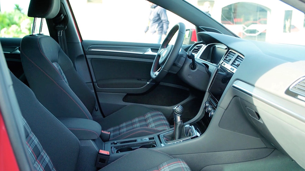 Volkswagen GTI Vergleich VW up! GTI vs Polo GTI vs Golf GTI | Autogefühl
