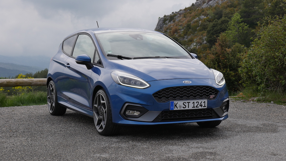 Ford Fiesta St Fahrbericht 2018 Autogefuhl