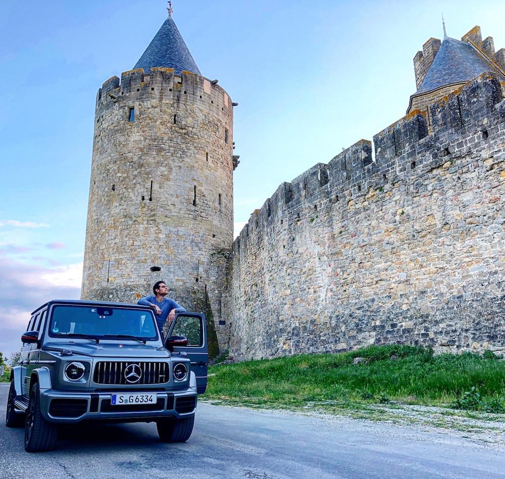 Bmw Z4 Vs Supra: Mercedes G-Klasse 2018 G63 AMG Fahrbericht