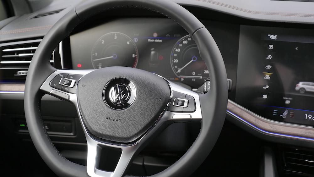 Neuer VW Touareg 3 Fahrbericht | Autogefühl