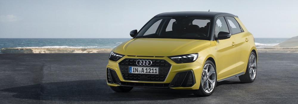 Audi A1 Sportback Neue Generation 2018 Premiere Autogefuhl
