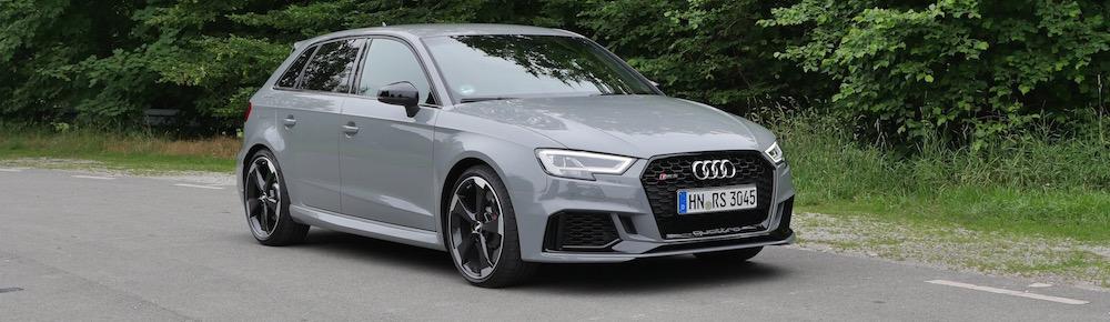 Audi Rs3 Fahrbericht 2018 Autogefühl