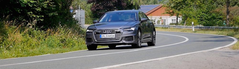 Audi A6 Limousine Test 2019 Autogefühl