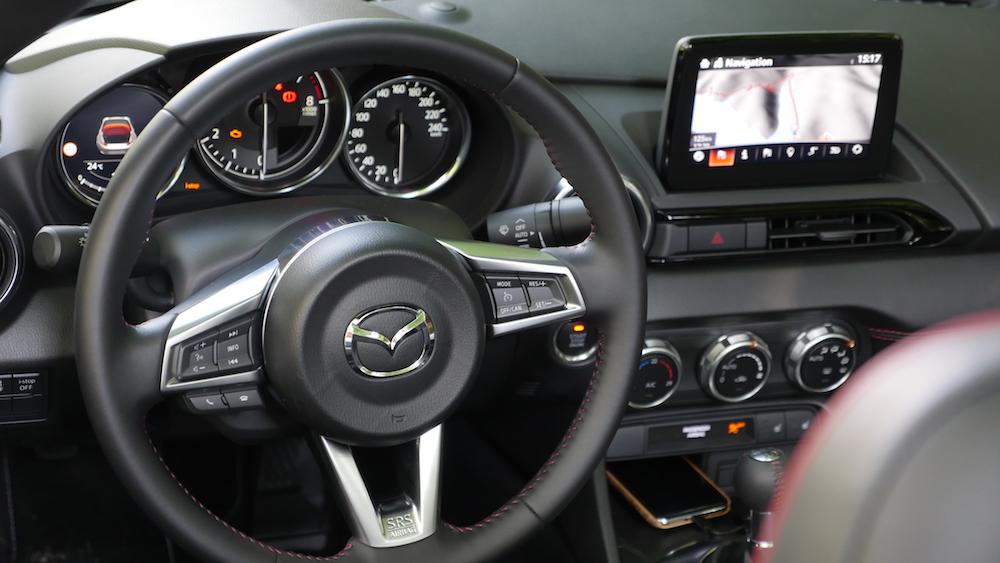 Mazda MX-5 Facelift Fahrbericht 2019 | Autogefühl