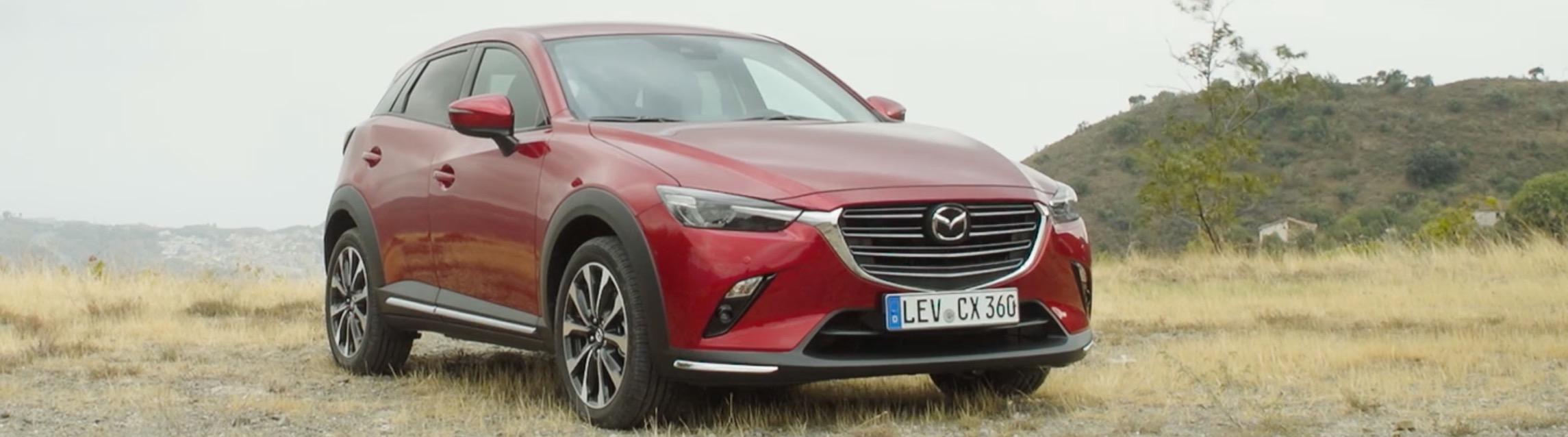 Mazda Cx 3 Facelift Test 2019 Autogefuhl