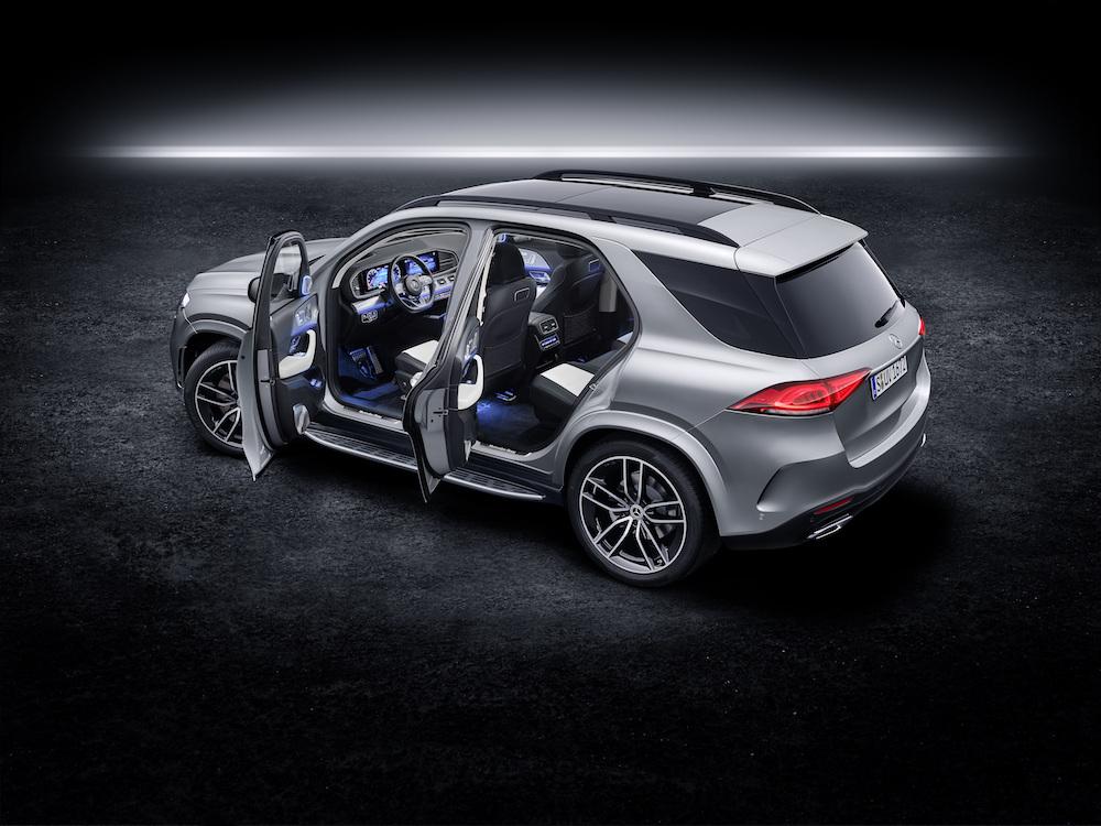 Mercedes GLE neu 2019 Premiere - Autogefühl
