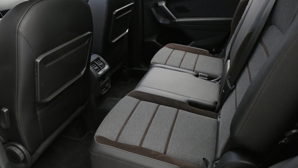 seat tarraco weltpremiere neues suv autogef hl. Black Bedroom Furniture Sets. Home Design Ideas