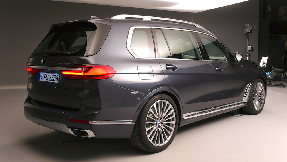 Bmw X7 Neues Gro 223 Es Suv Autogef 252 Hl