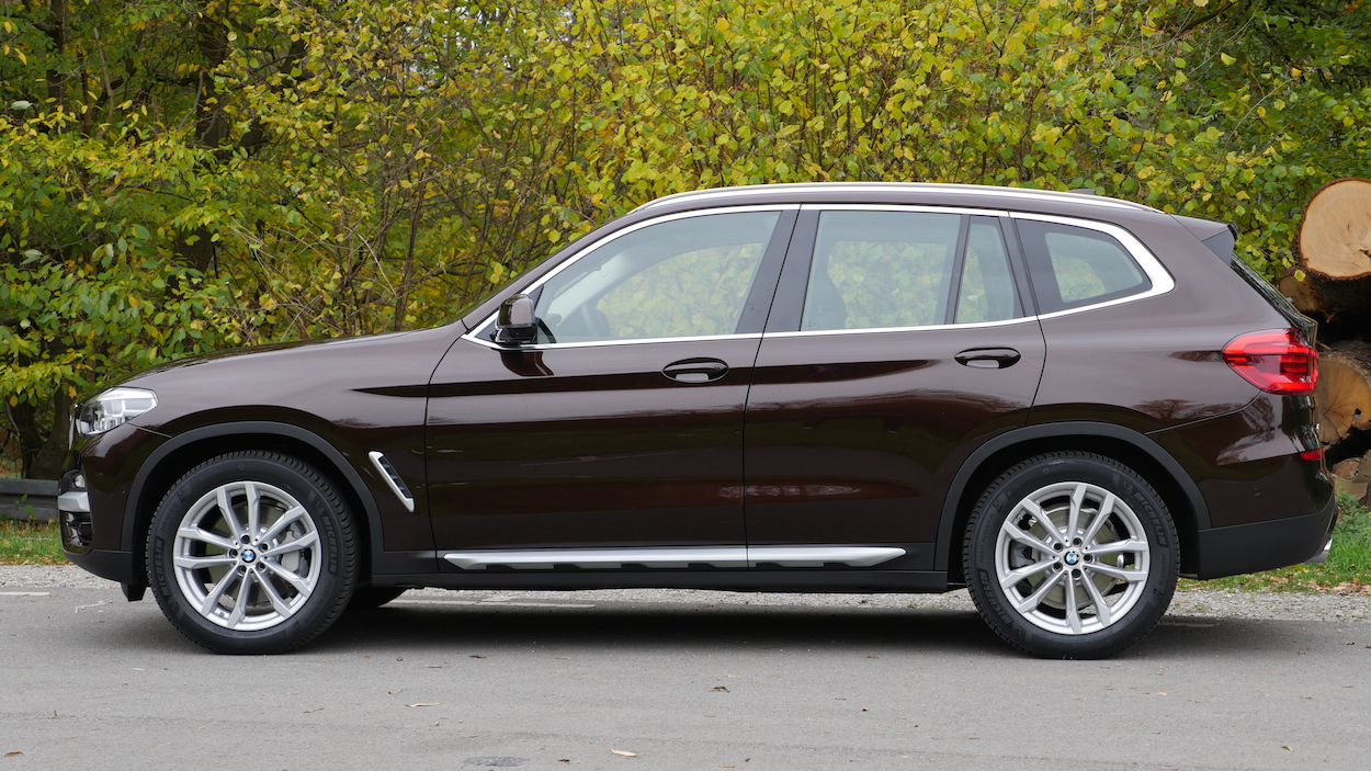 Bmw X3 Test 2019 G01 30i Autogef 252 Hl