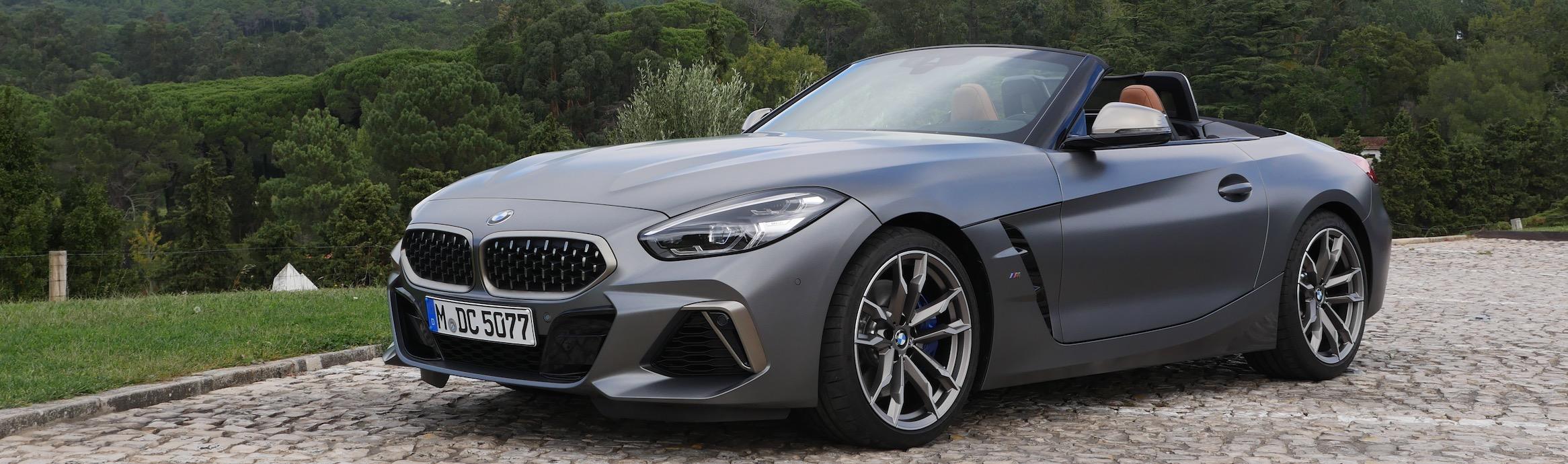 Neuer Bmw Z4 M40i Fahrbericht 2019 G29 Autogefuhl