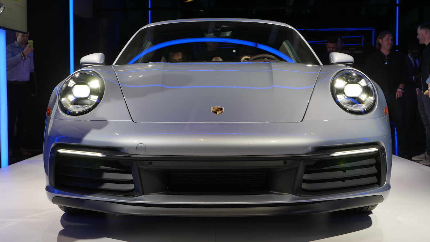Neuer Porsche 911 Weltpremiere 992 Autogef 252 Hl