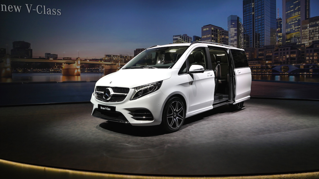 mercedes v-klasse und marco polo facelift 2019 - autogefühl