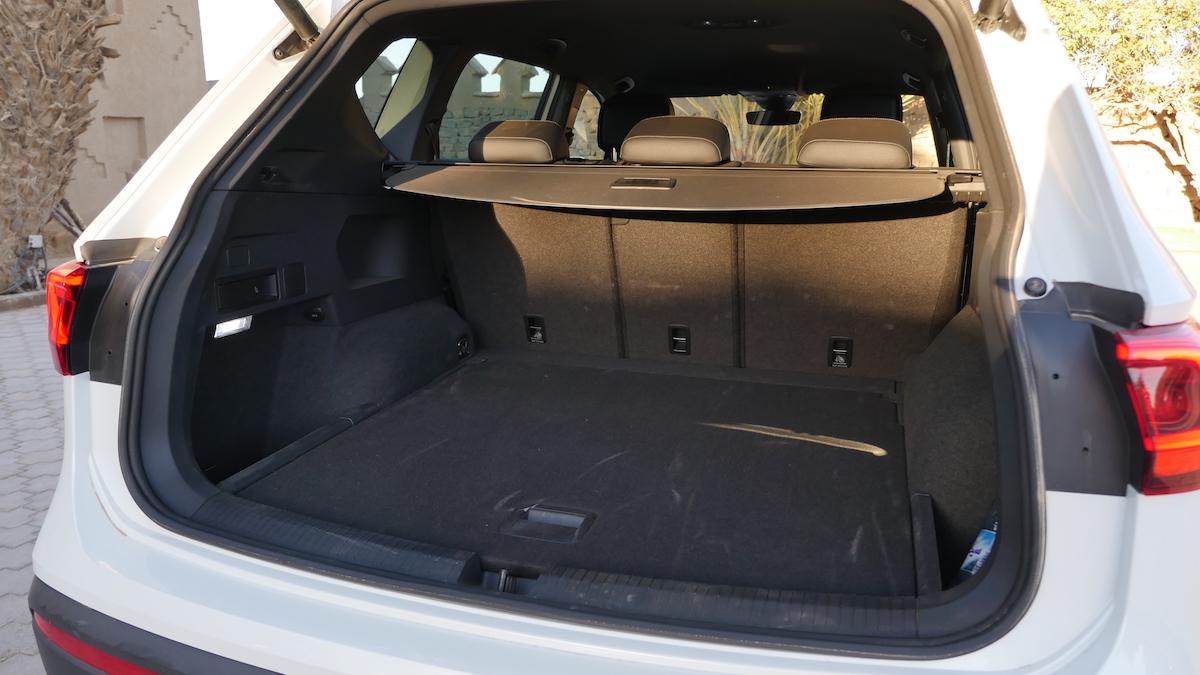 seat tarraco test mit offroad autogef hl. Black Bedroom Furniture Sets. Home Design Ideas