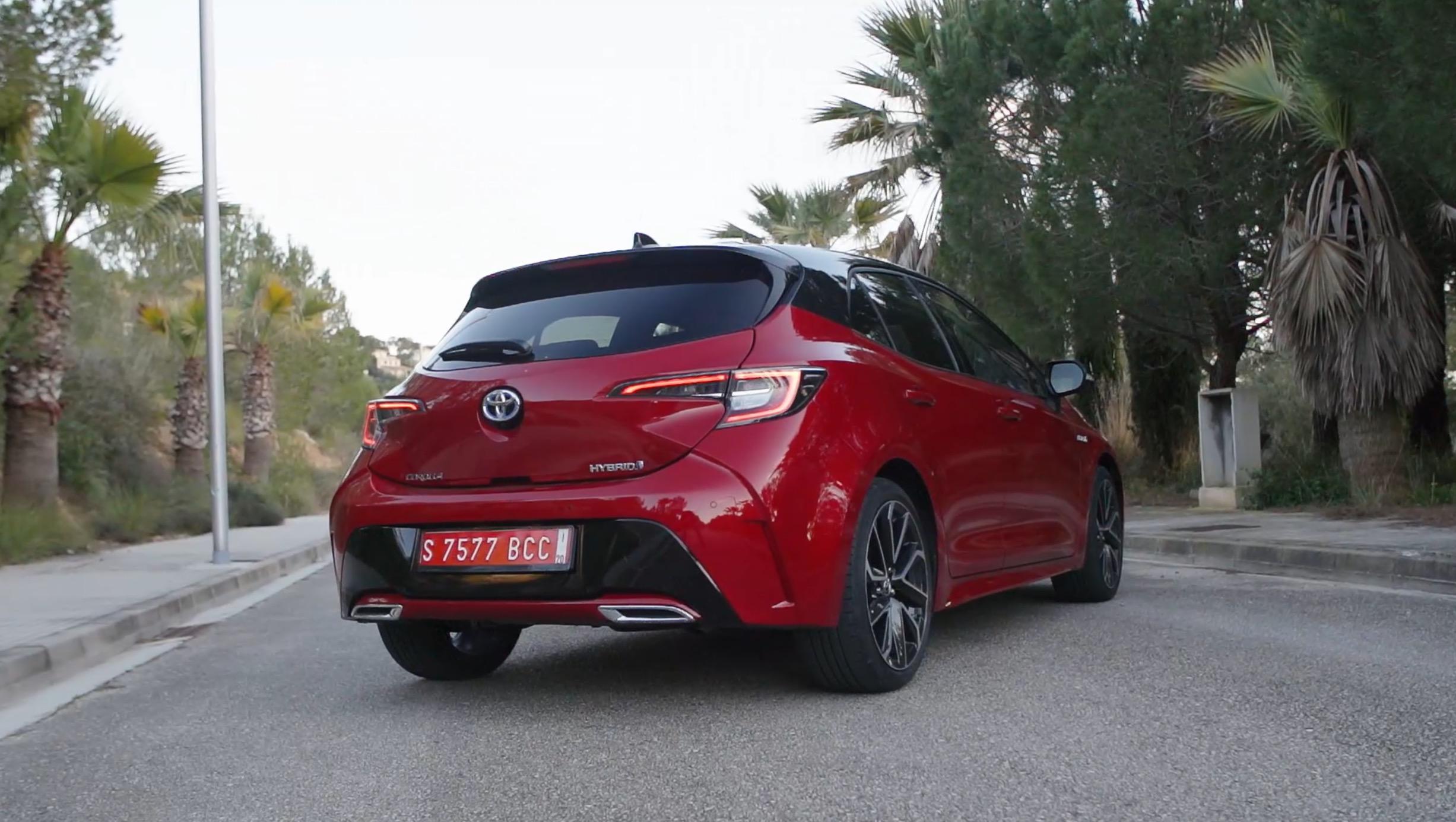 Toyota Corolla Fahrbericht Neue Generation 2019 Autogef 252 Hl