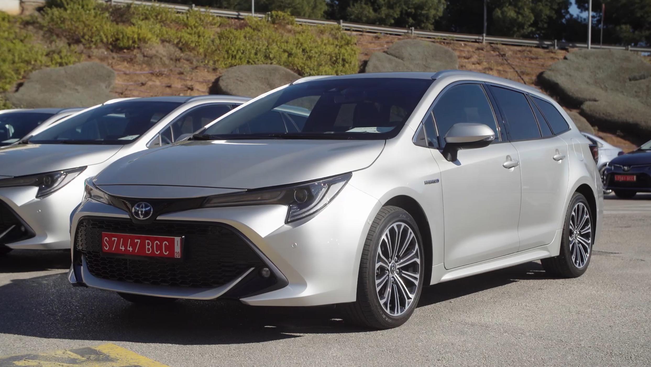 Toyota Corolla Fahrbericht neue Generation 2019 - Autogefühl