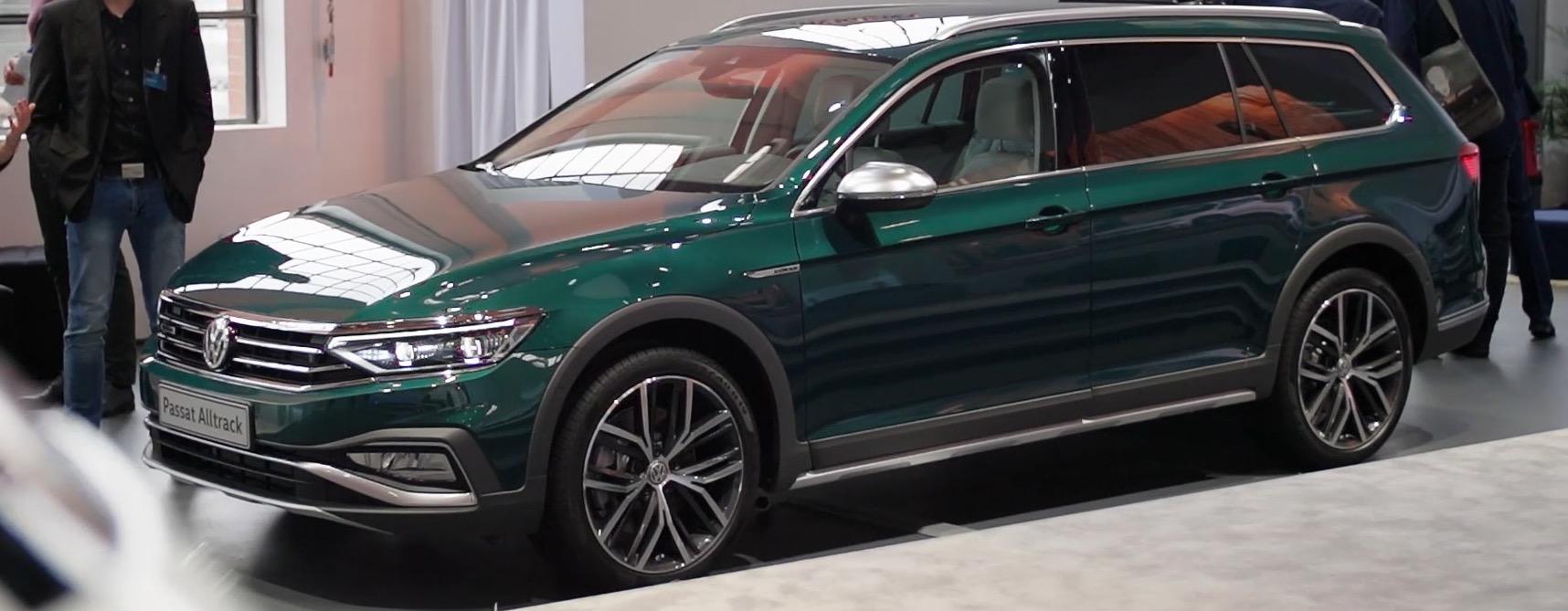 Vw Passat Facelift 2019 Autogefuhl