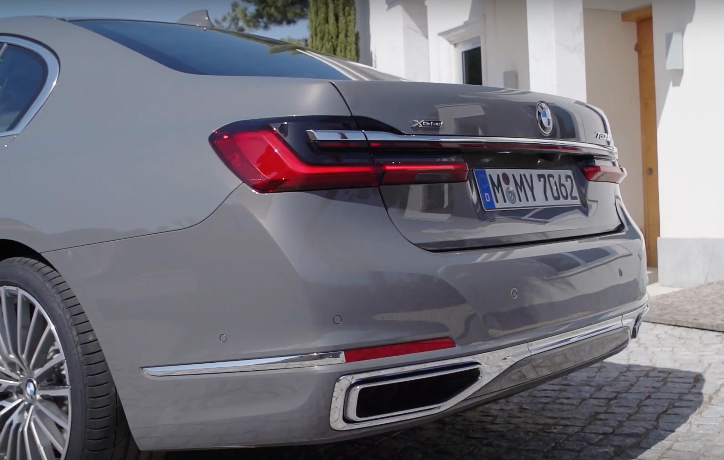 Bmw 7er Facelift Fahrbericht 750i V8 Vs 745e Plugin Hybrid Autogefühl