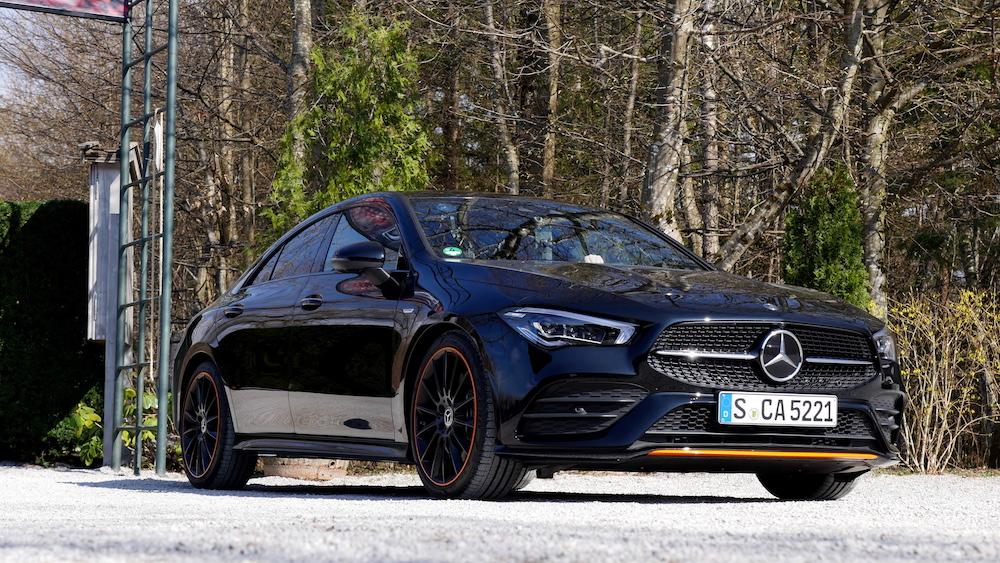Mercedes CLA 250 AMG-Line Fahrbericht 2019