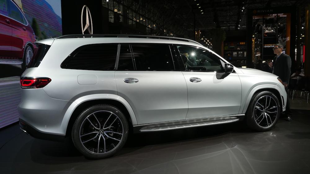 Neuer Mercedes GLS Premiere - Autogefühl
