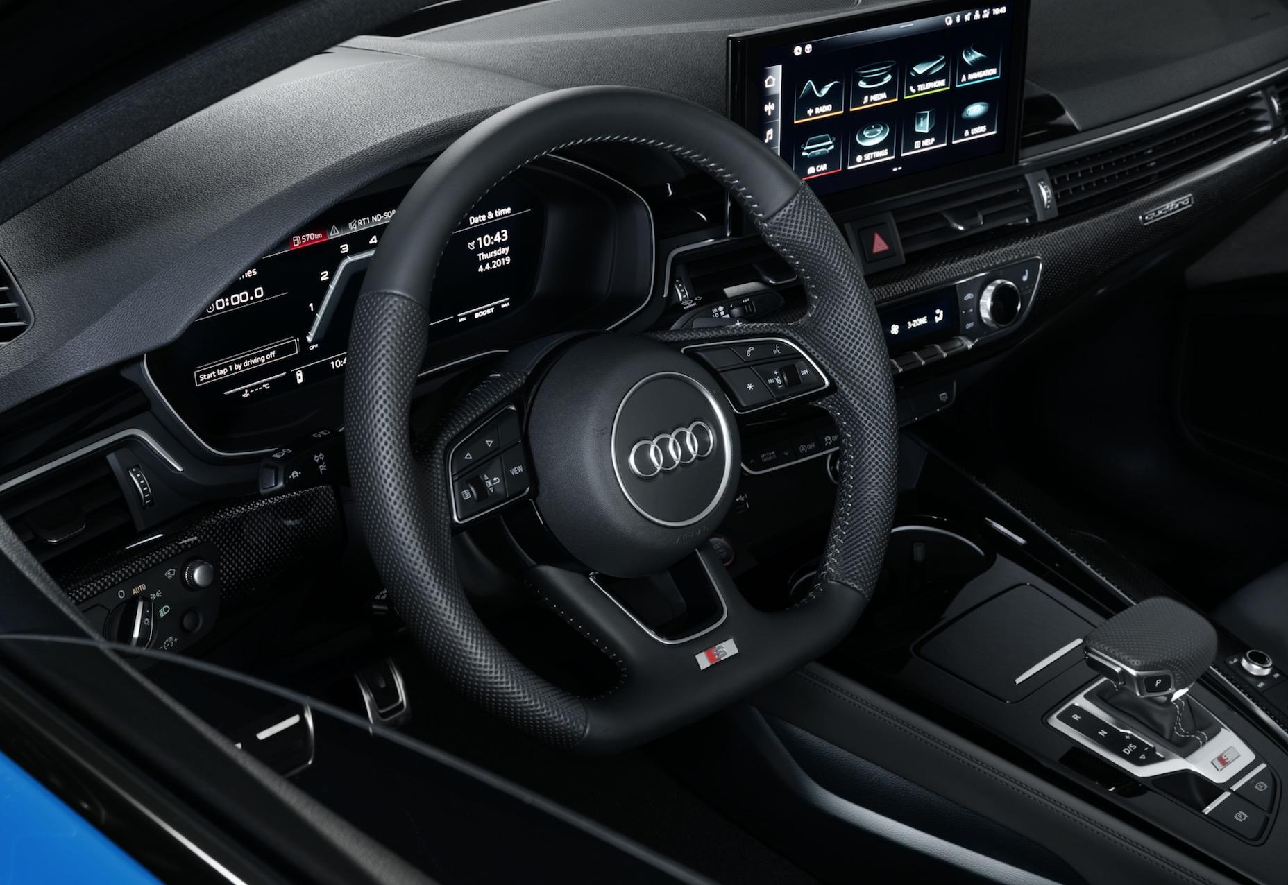 Audi A4 Facelift 2020 S4 Limousine Vs A4 Avant Und Allroad Autogefuhl